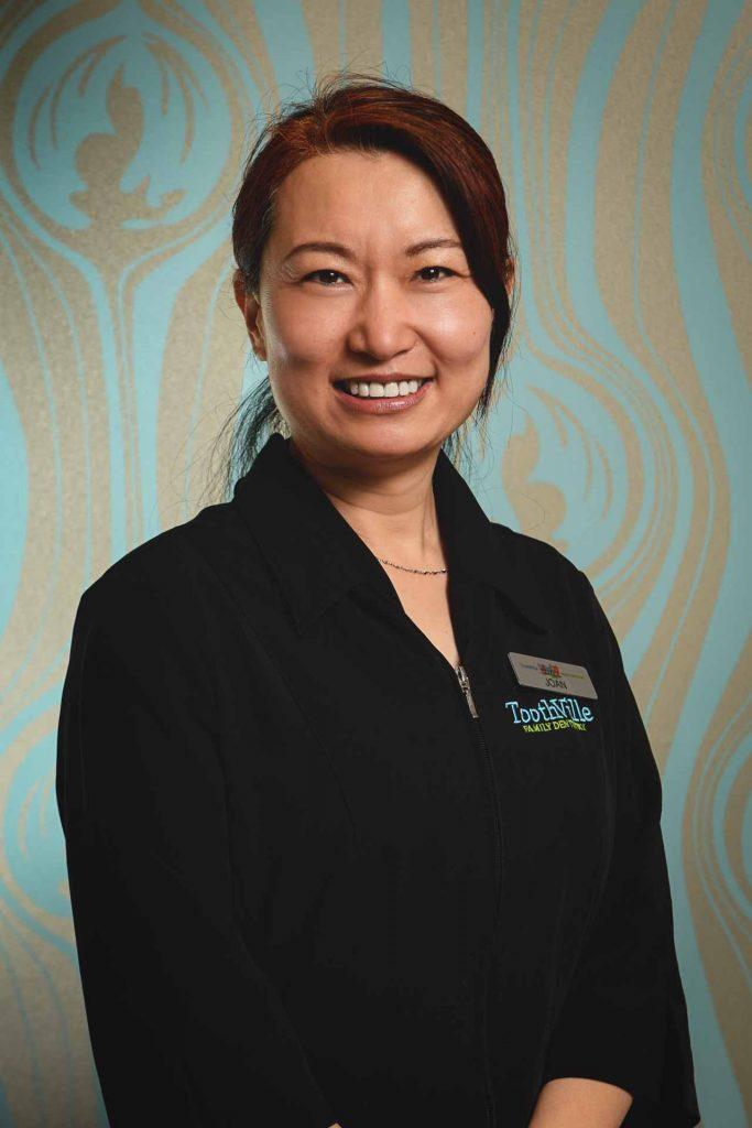 Joan - RDA | Toothville Family Dentistry | NW Calgary | General Dentist