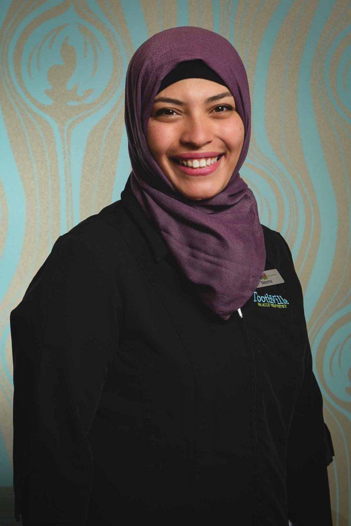 Nesma - RDA | Toothville Family Dentistry | NW Calgary | General Dentist