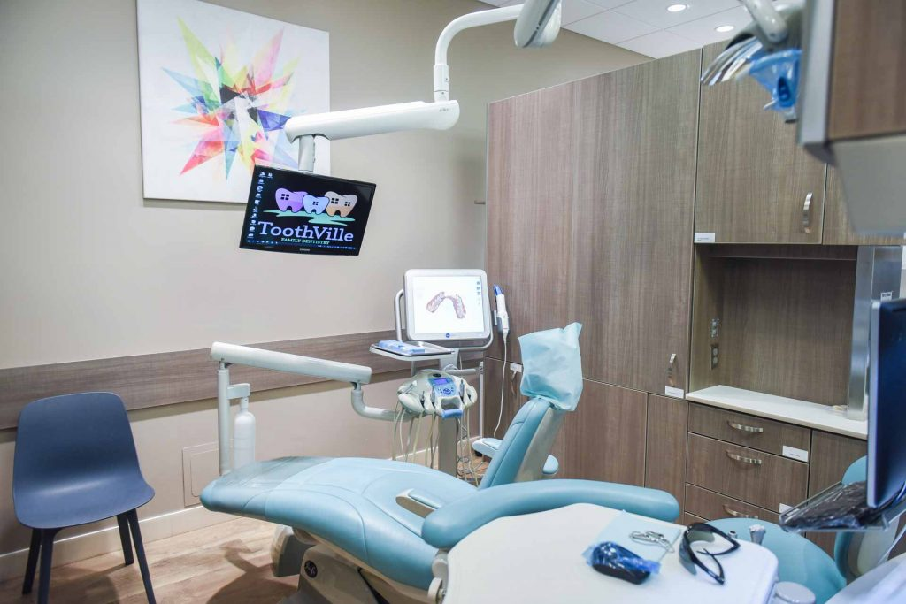 Operatory Suite | Toothville Family Dentistry | NW Calgary | General Dentist